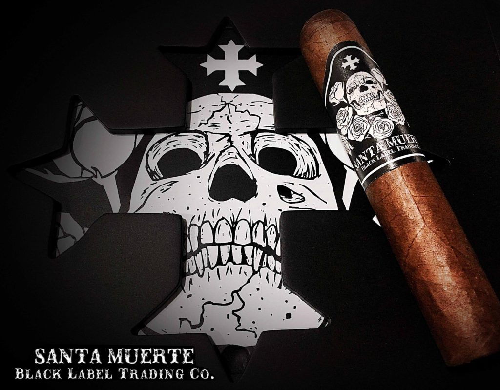 Black label santa muerte cigar news