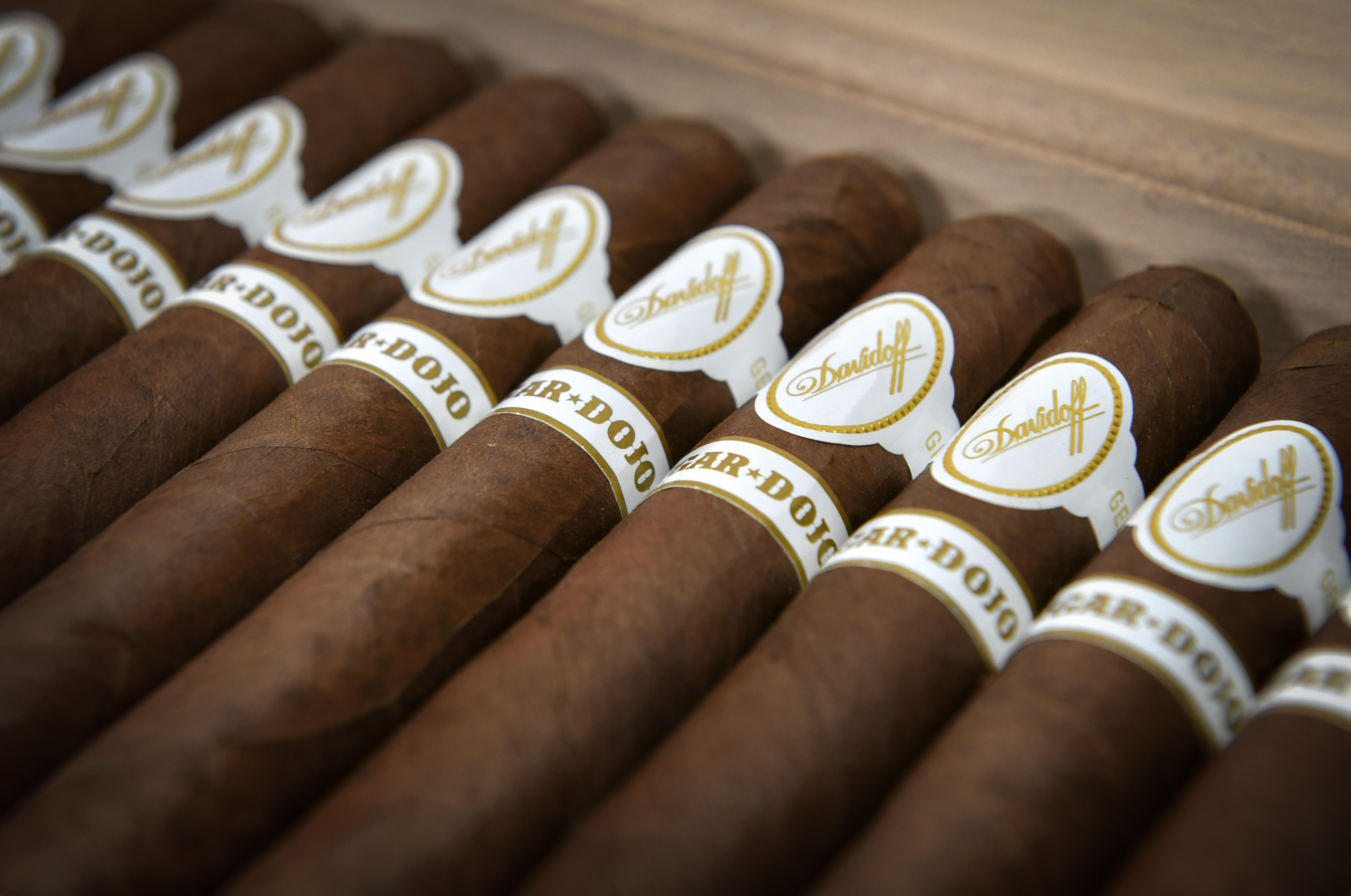 cigar dojo davidoff cigar news
