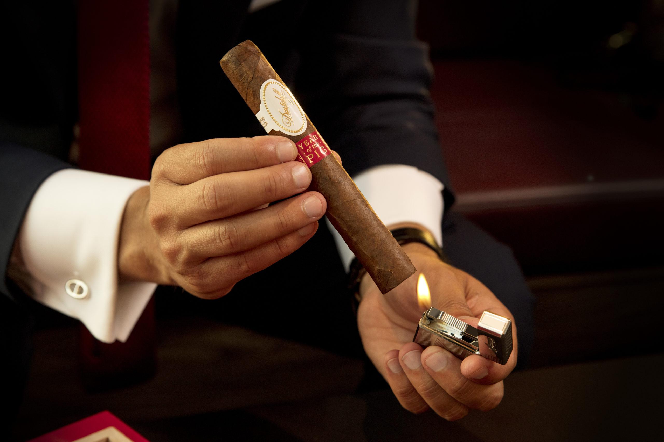davidoff year of the pig cigar news