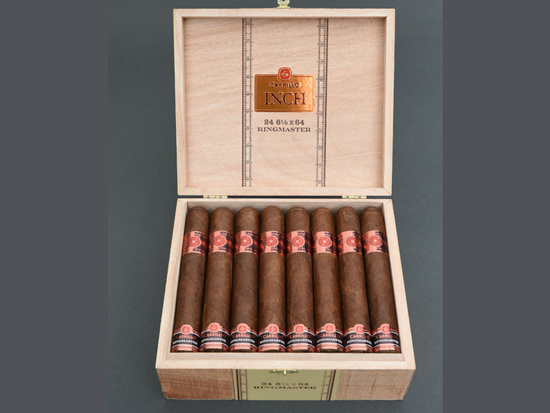 ep carrillo inch ringmaster cigar news
