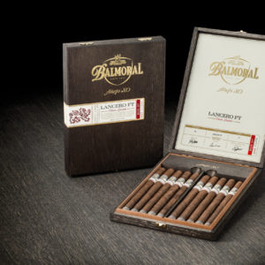 cigar news Balmoral Anejo XO Lancero FT