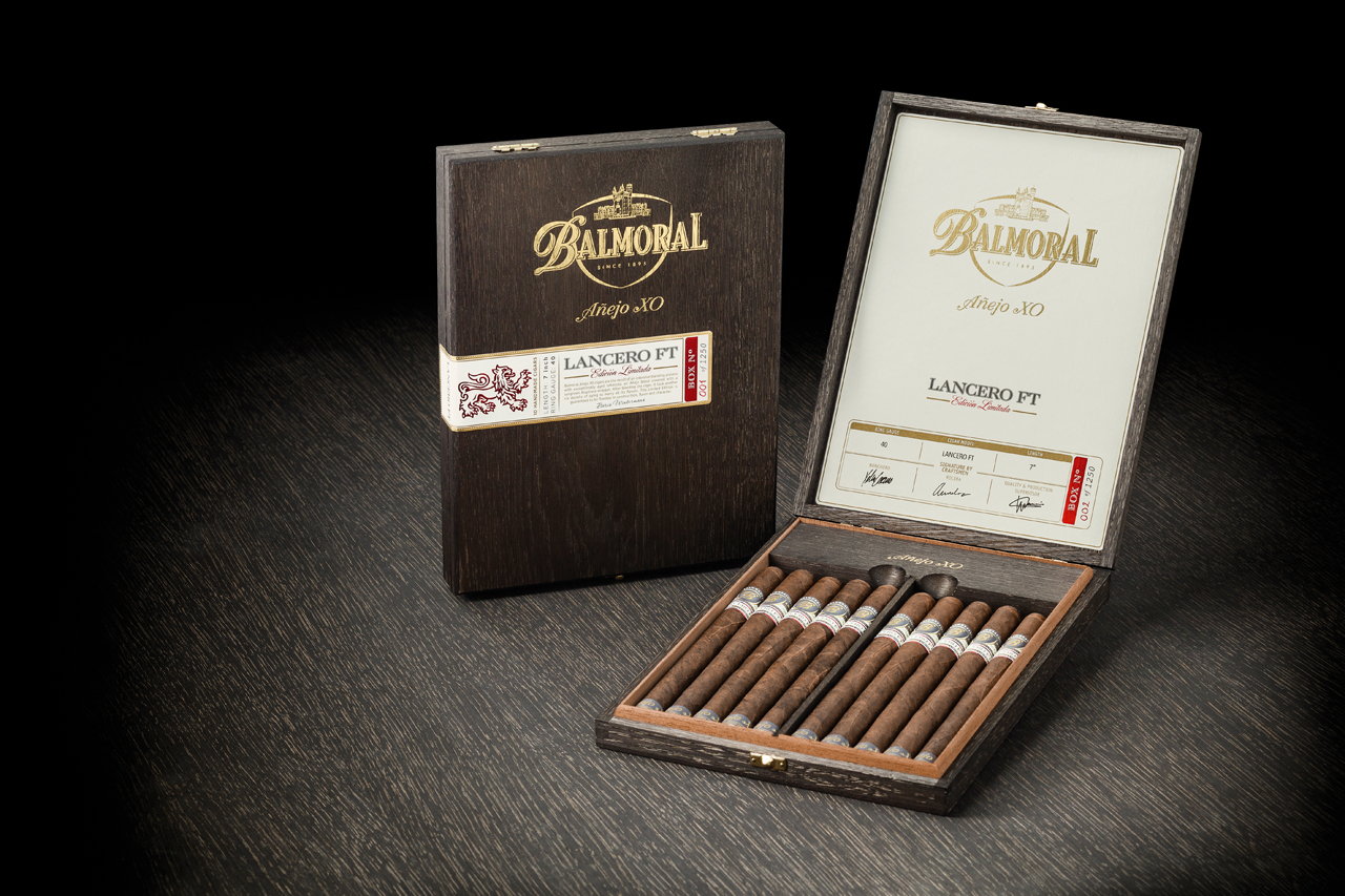 cigar news Balmoral Anejo XO Lancero FT