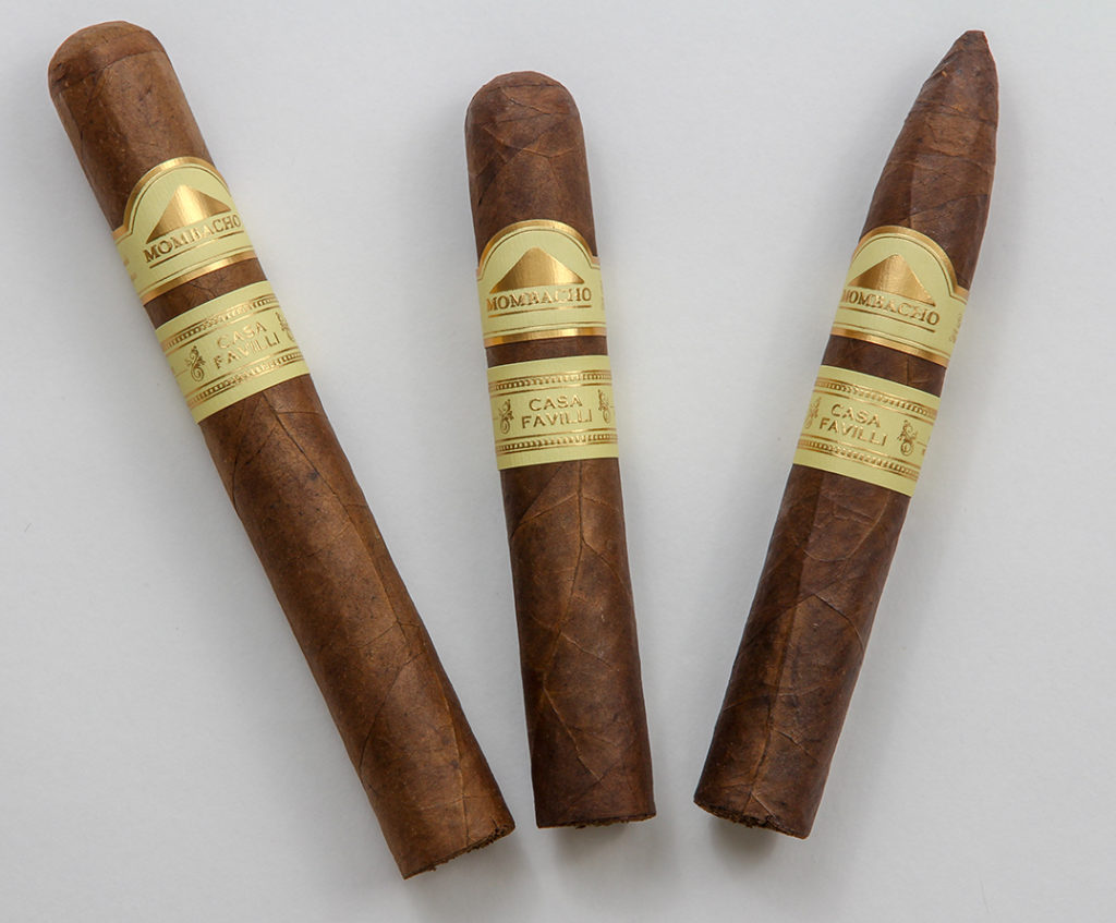 cigar news Mombacho cigars Casa Favilli Boxes Open