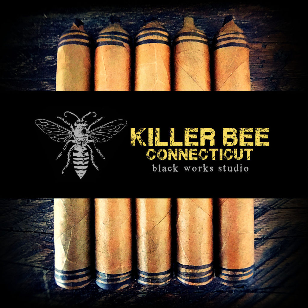 cigar news black works KB Connecticut PR pic