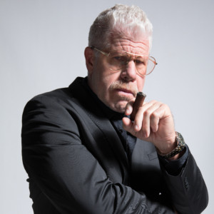 ron perlman interview cigar