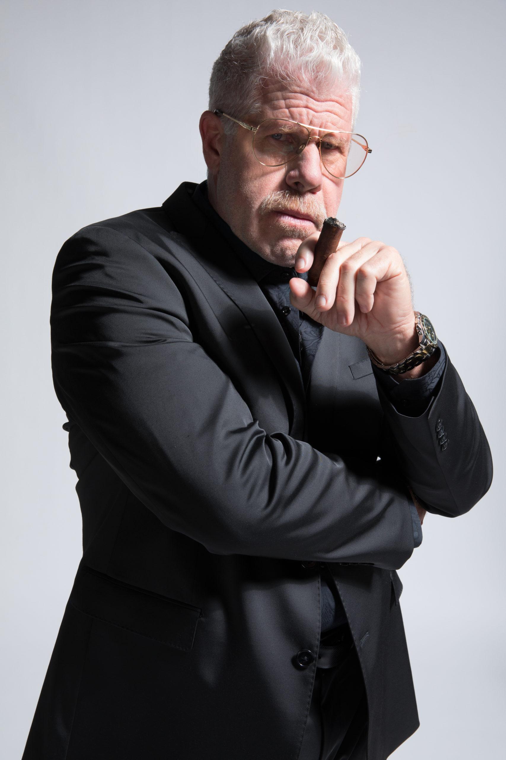 ron perlman interview cigar