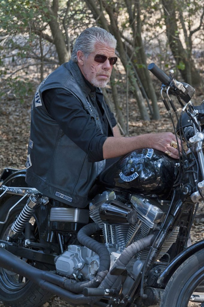 Ron Perlman interview Sons of Anarchy