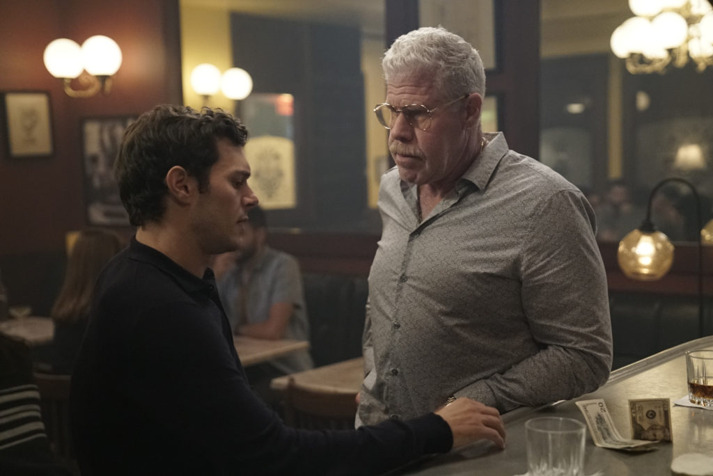 StartUp, Season 3, Episode 307 ron perlman interview