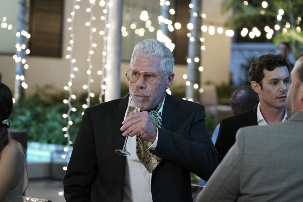 StartUp, Season 3, Episode 305 ron perlman interview