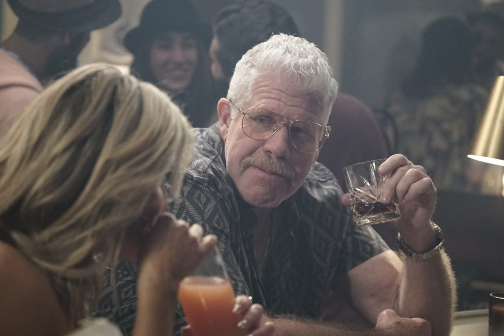 StartUp, Season 3 ron perlman interview