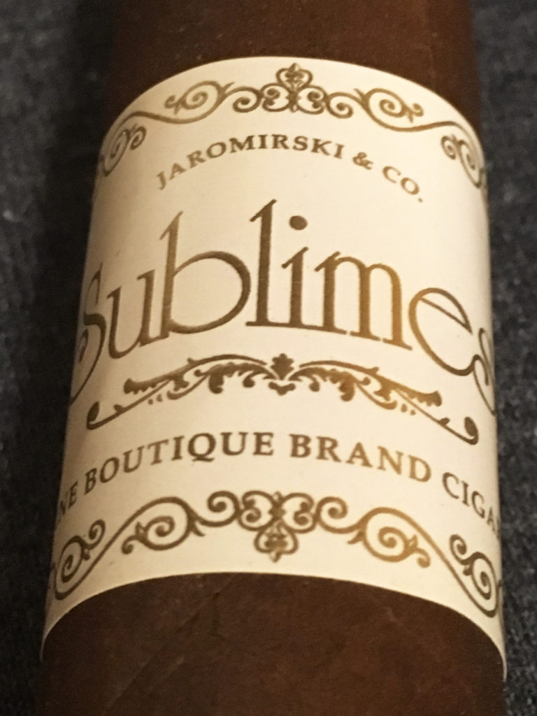 Sublimes magnum review