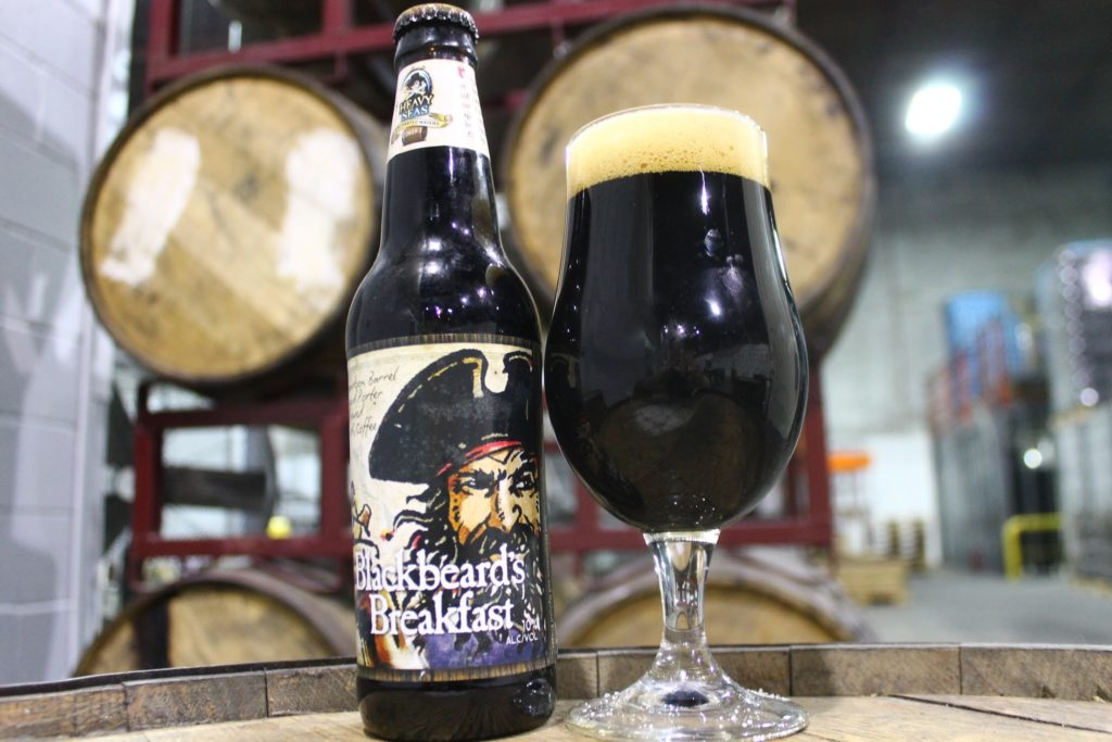 cigar news heavy seas Blackbeards Breakfast