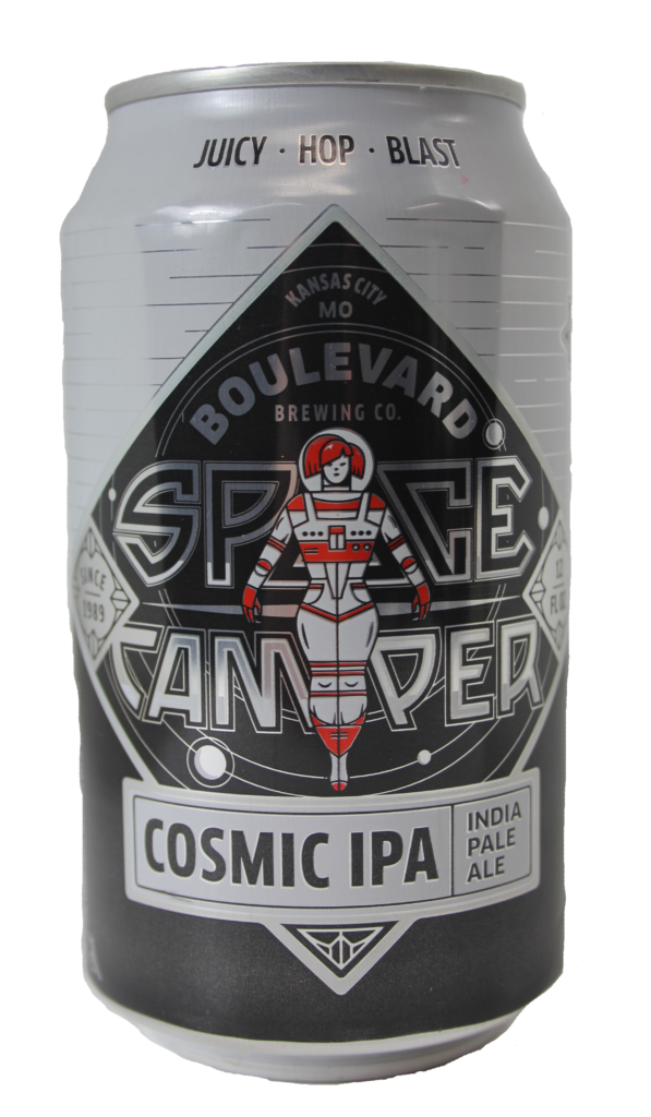 Cosmic IPA review Can boulevard brewing company