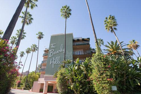 daniel marshall modern day campfire Bar Ninteen12 Beverly Hills Hotel