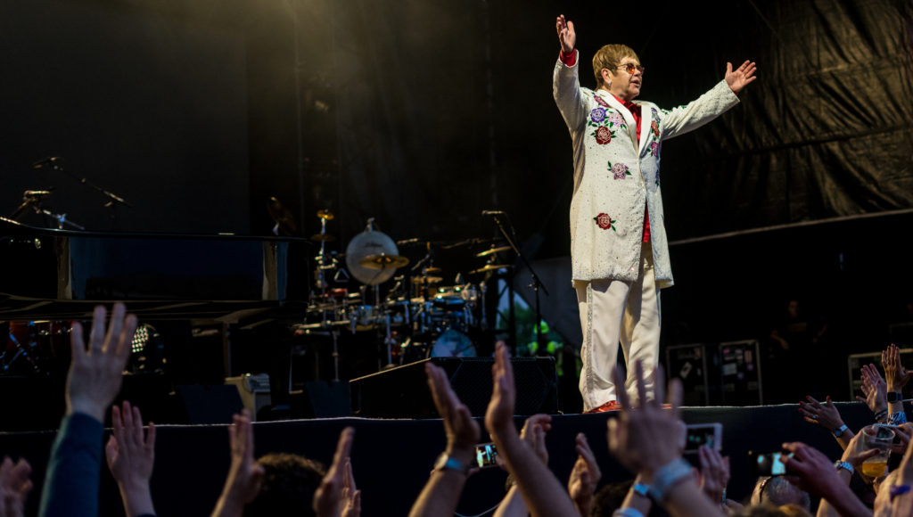 Music tours summer 2019 Elton John