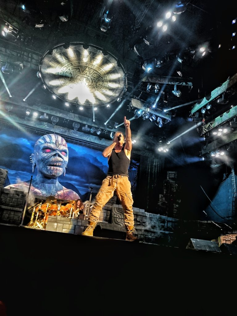 Music tours summer 2019 Iron Maiden (2)