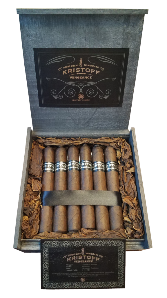 Vengeance kristoff cigars glen case`