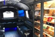 Cigar Park: A Vintage Airstream Cigar Lounge