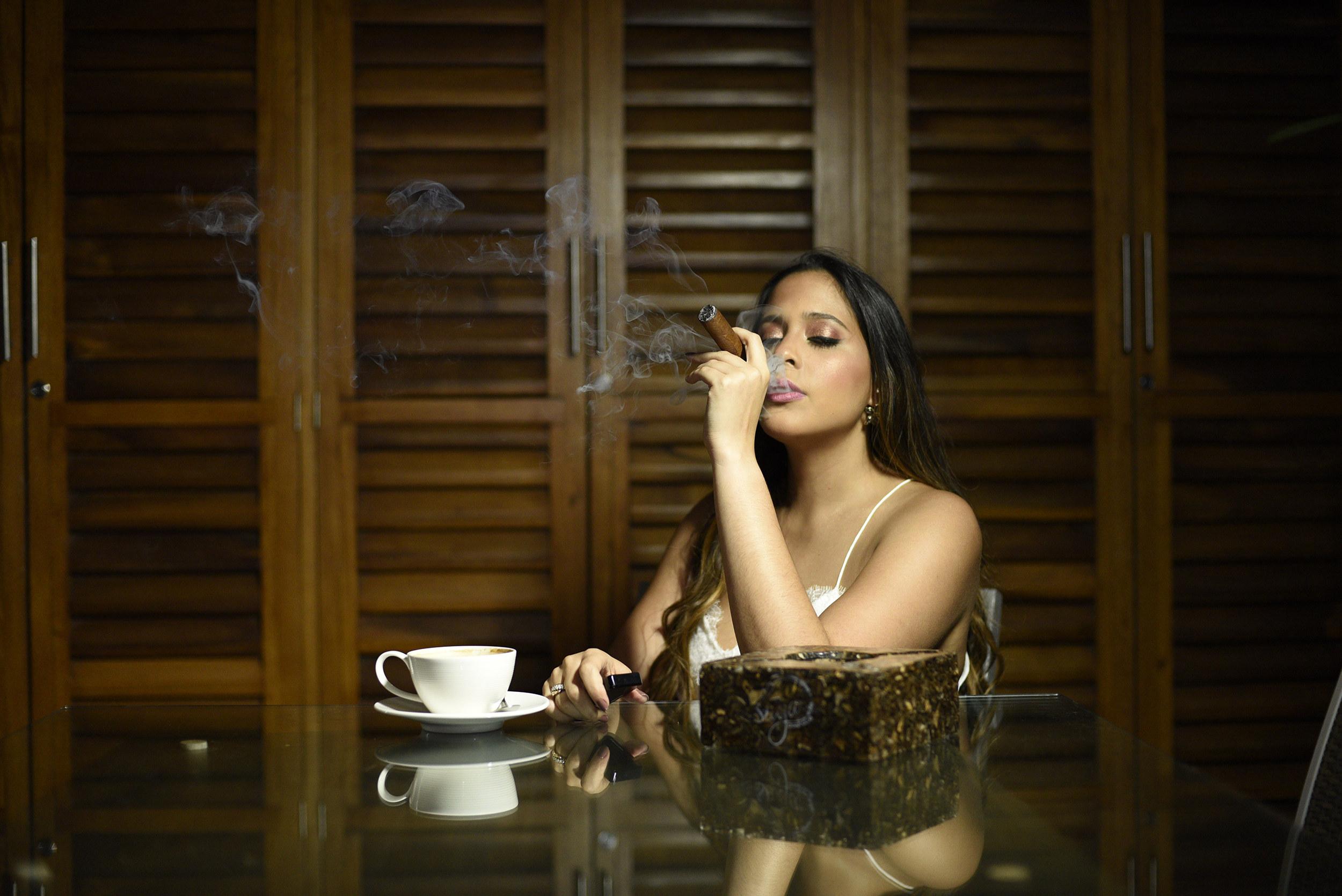Nirka reyes interview de los reyes cigars