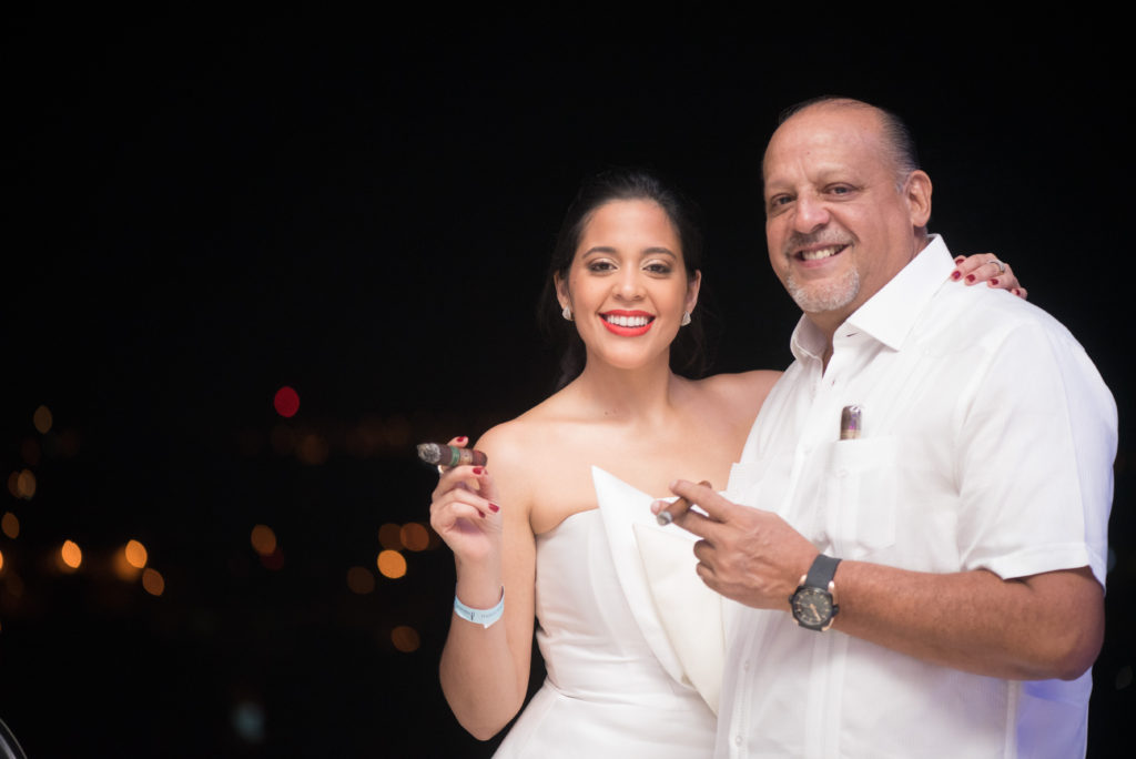 Nirka reyes interview de los reyes cigars