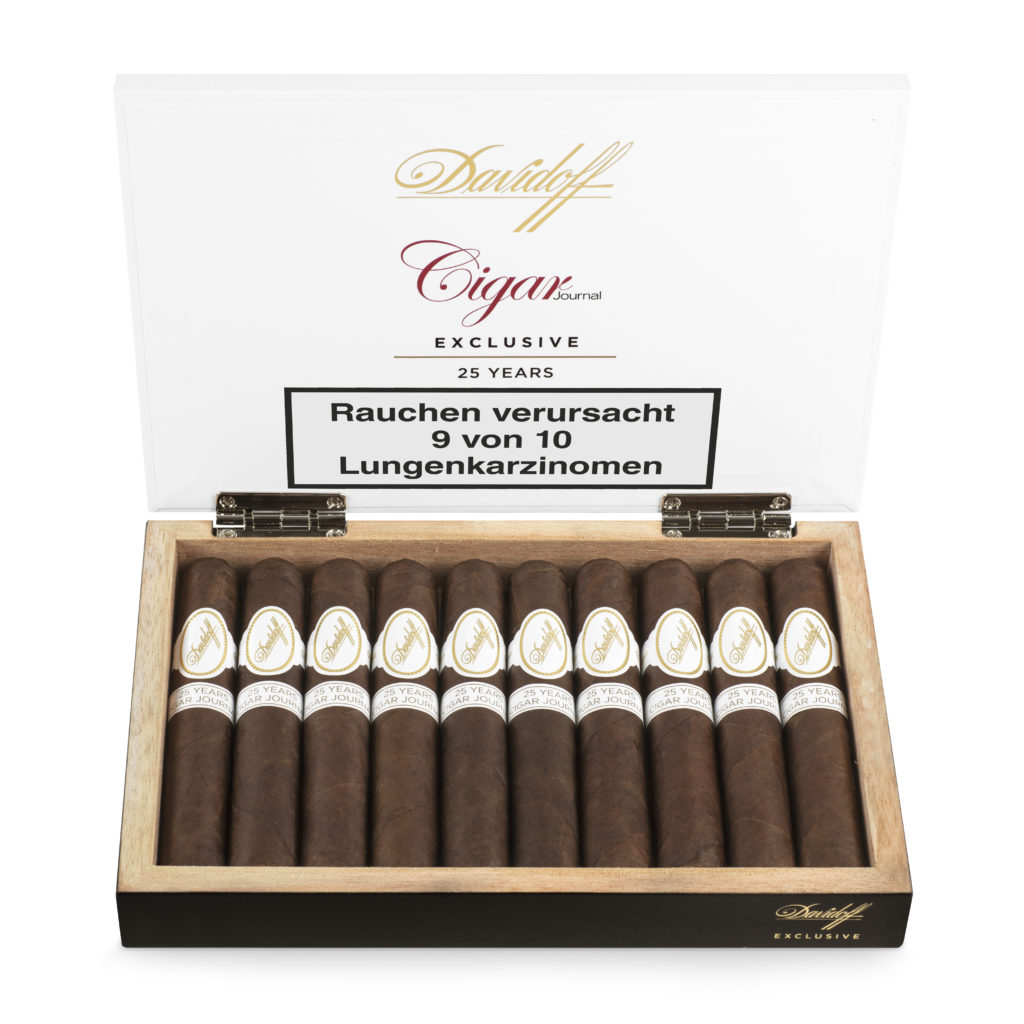 Davidoff Exclusives 2019 journal