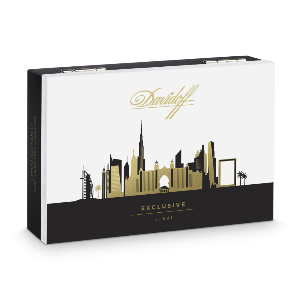 Davidoff Exclusives 2019 dubai