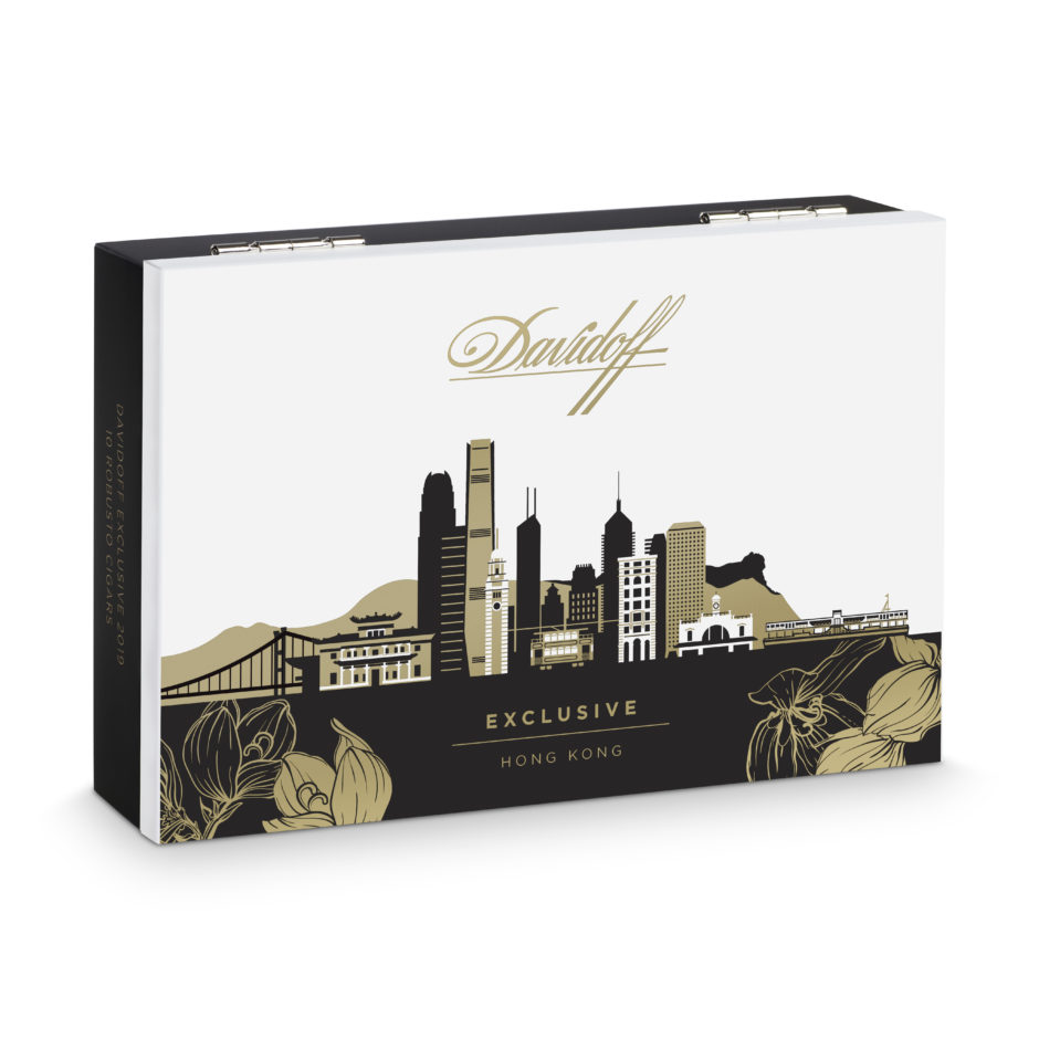 Davidoff Exclusives 2019 hong kong