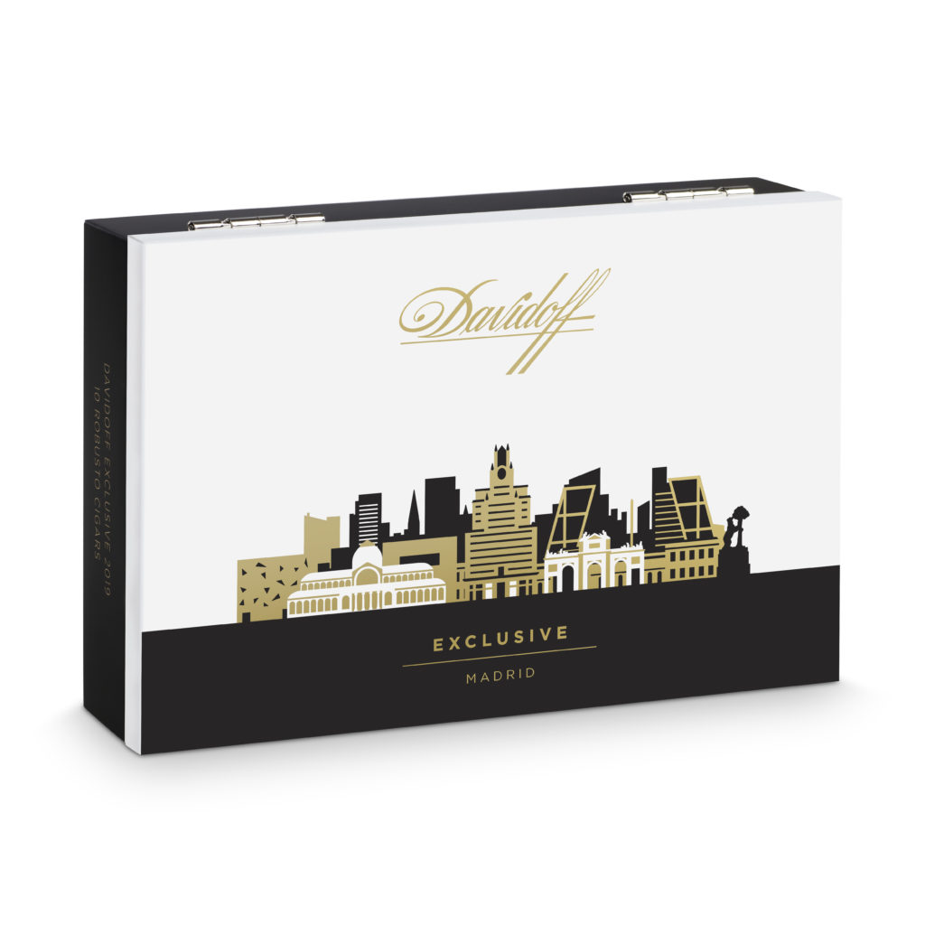 Davidoff Exclusives 2019 madrid