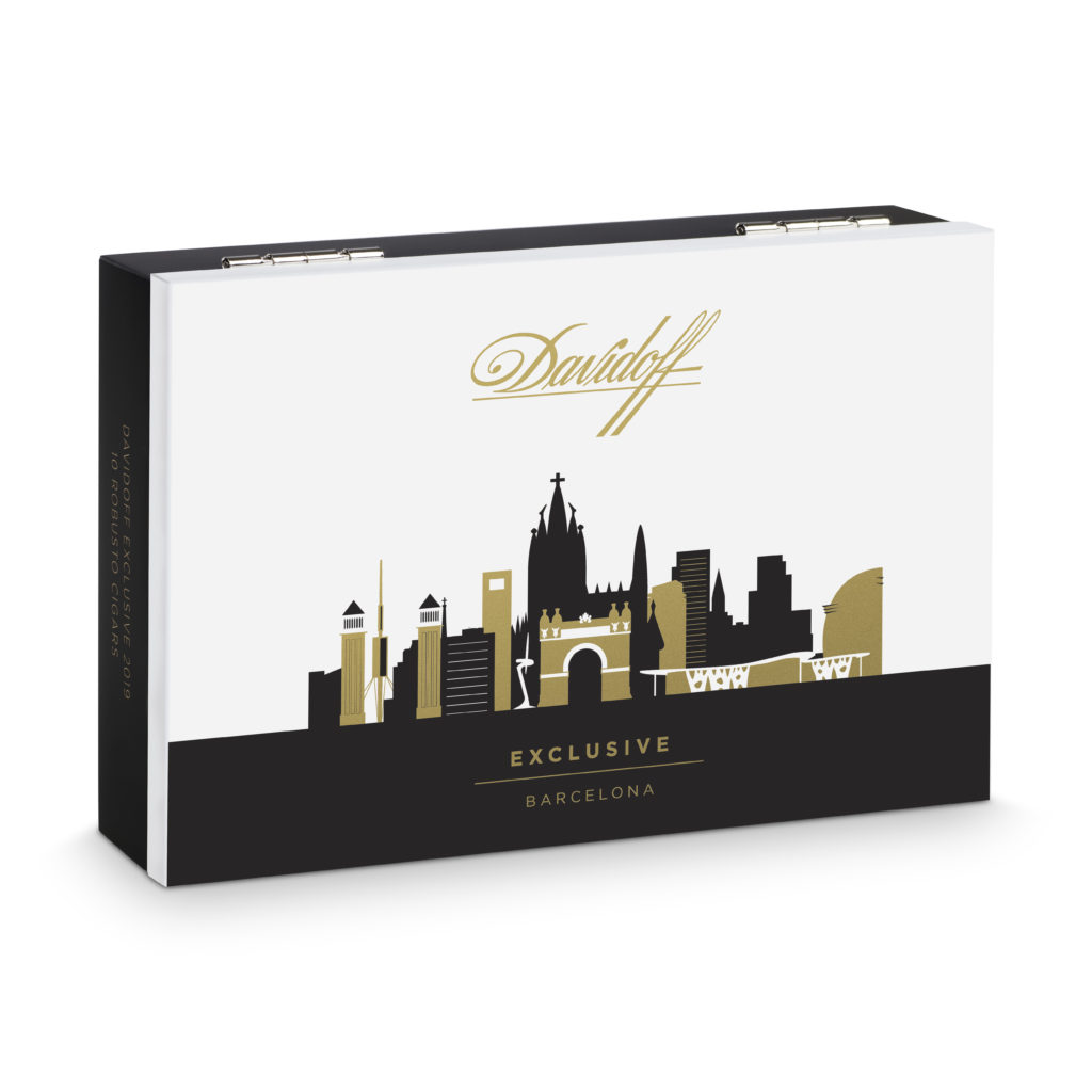 Davidoff Exclusives 2019 barcelona