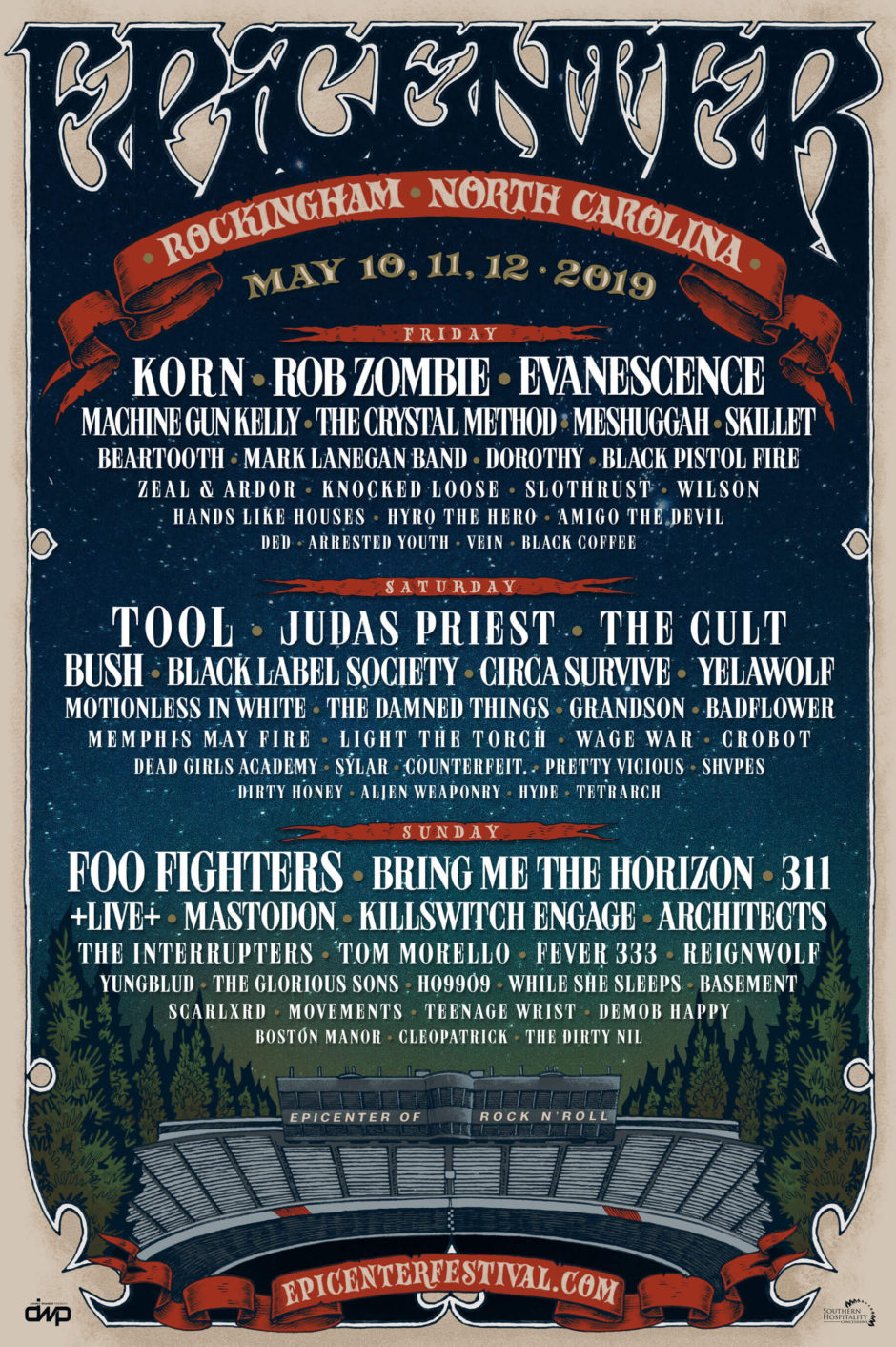 Epicenter music festival north carolina