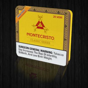 MONTECRISTO CLASSIC MINI CIGARILLO