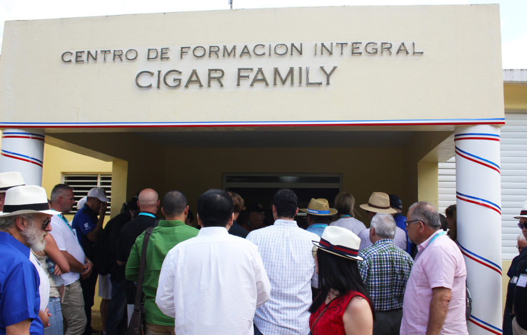 The Story of Cigar Family Charitable Foundation