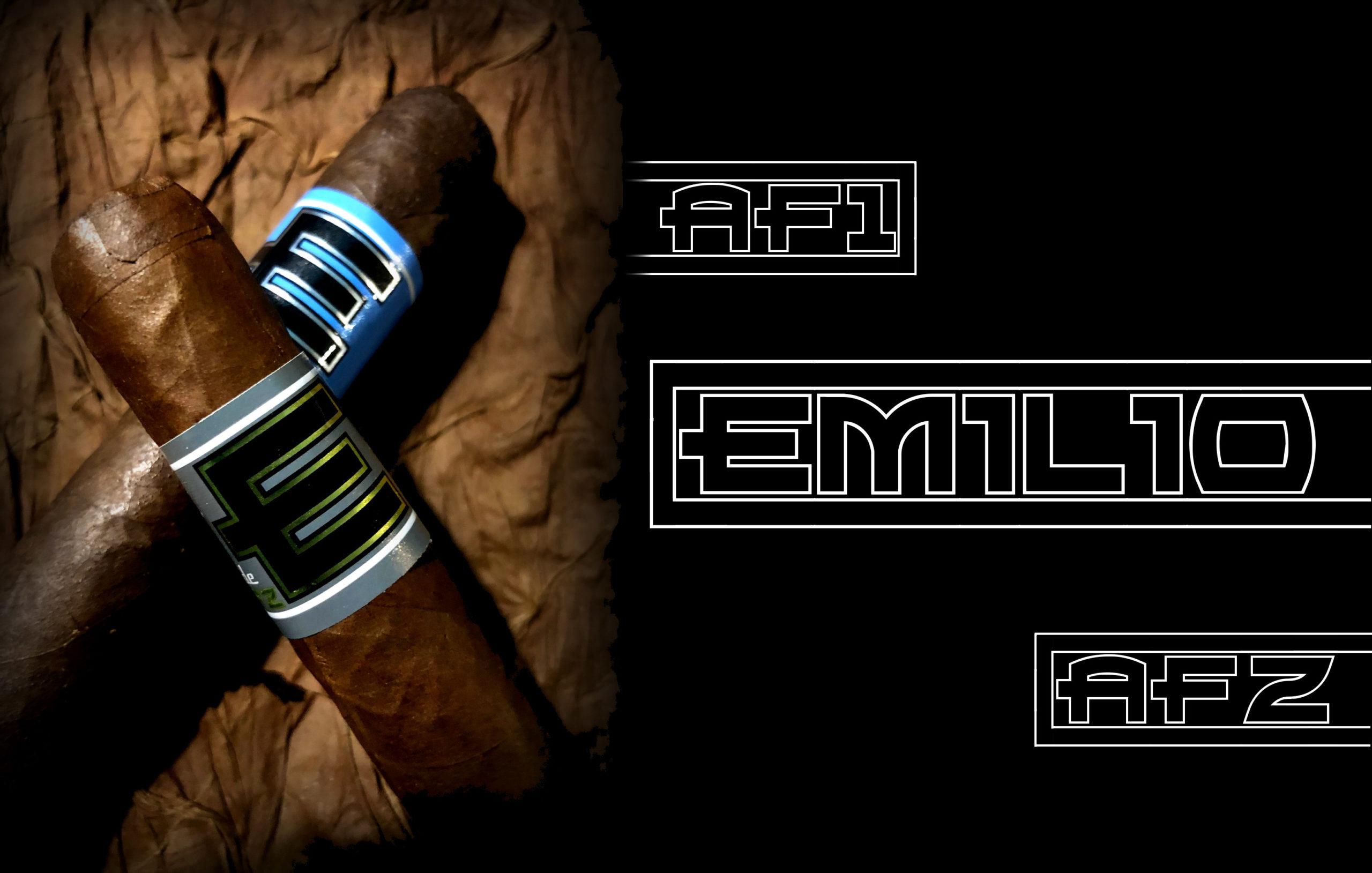 Emilio Cigars Releases AF1 & AF2