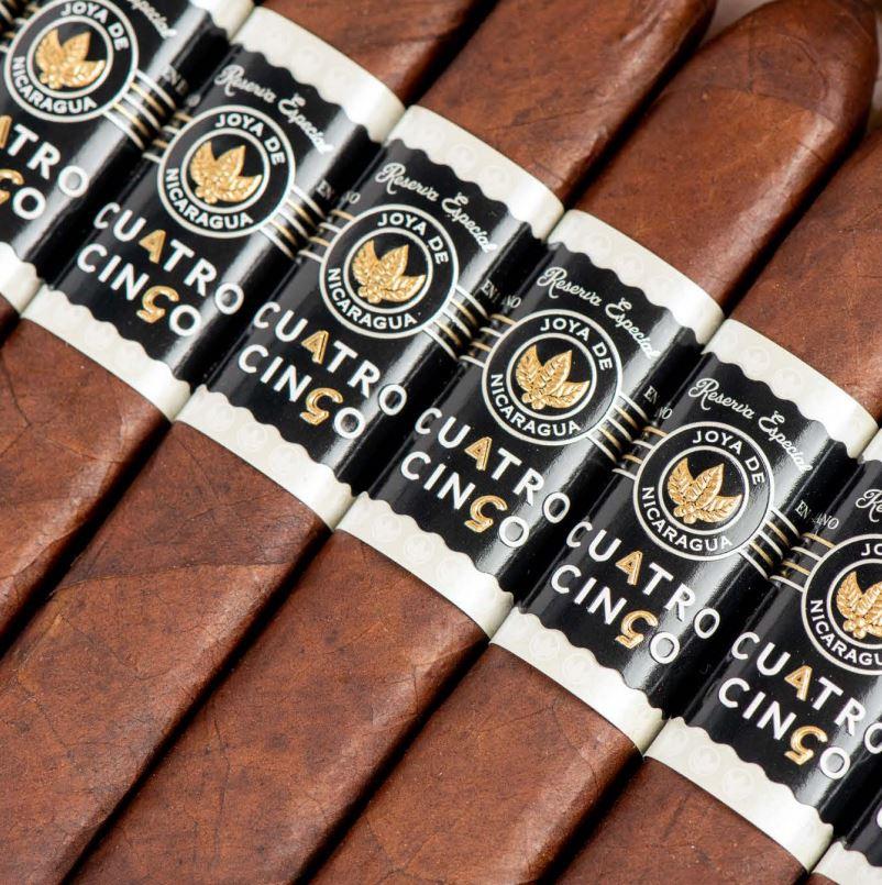 Cuatro Cinco Belicoso Exclusivo Eventos DDRP joya cigars