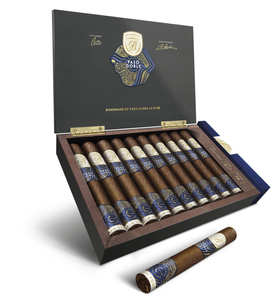 Paso Doble royal agio cigars