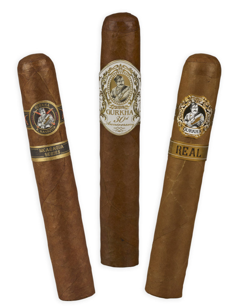 Gurkha new cigars