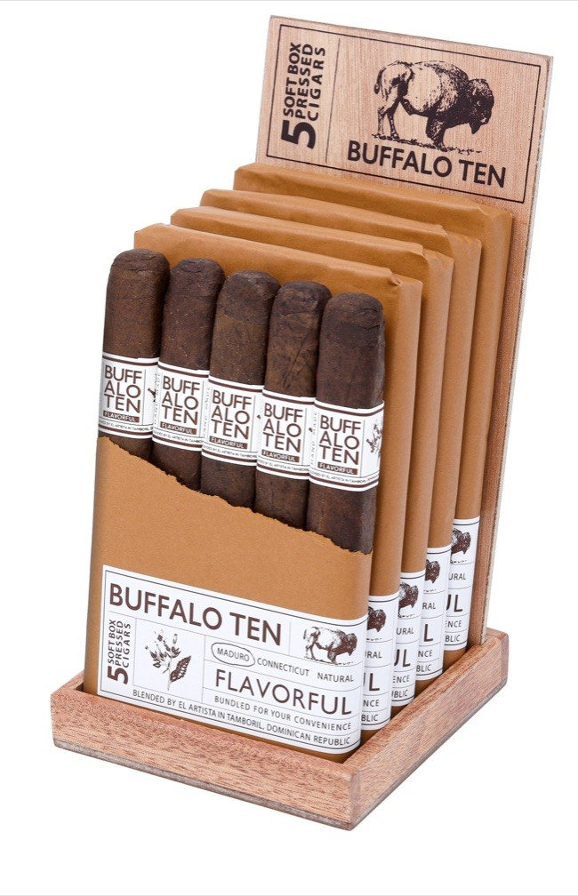 el artista buffalo ten cigar