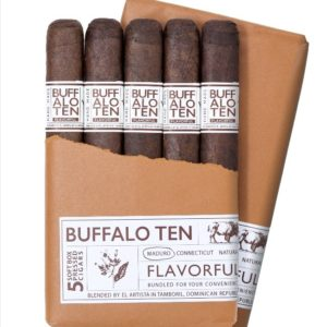 el artista buffalo ten cigar