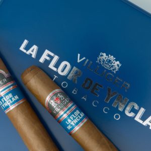 VILLIGER CIGARS TO PRESENT THE VILLIGER LA FLOR DE YNCLAN IN NEW TORO SIZE