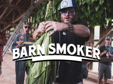 Drew Estate Barn Smoker