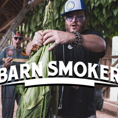 Drew Estate Barn Smoker