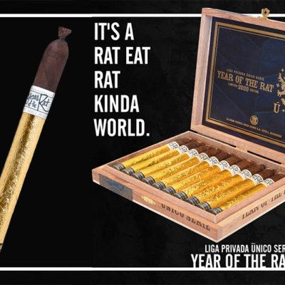 Drew Estate Liga Privada Unico Year of the Rat