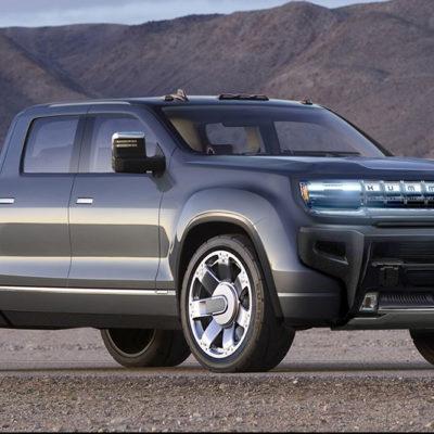 General Motors   Hummer EV