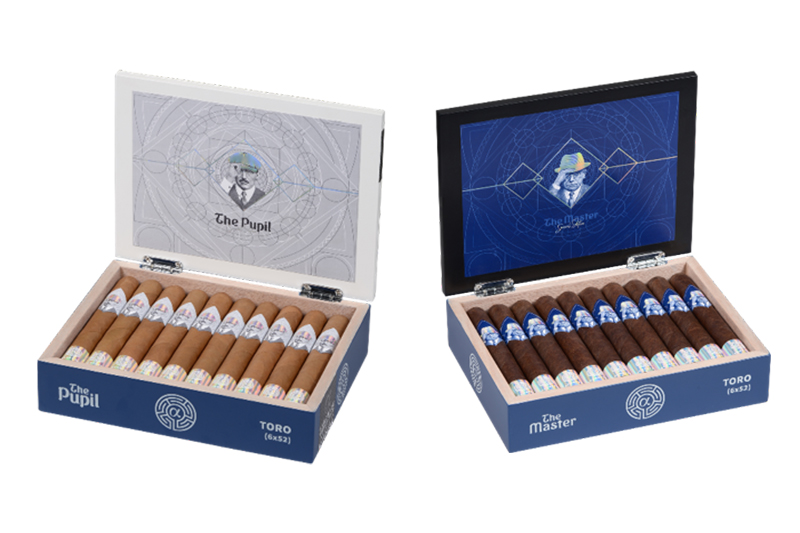 Archetype Master and Pupil | Ventura Cigar Company