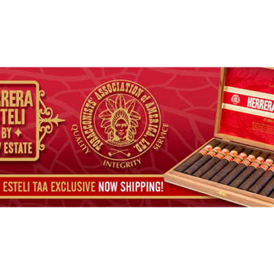 Drew Estate Announces Herrera Esteli TAA 2020 Exclusive