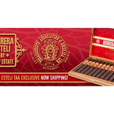 Drew Estate Announces Herrera Esteli TAA 2020 Exclusive