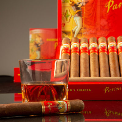 JR Cigar Announces Romeo y Julieta Pasión