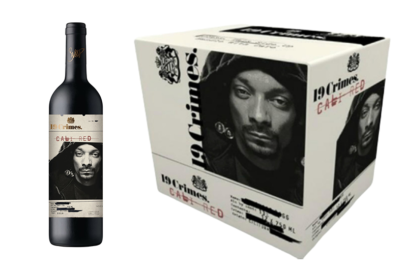 Snoop Dogg | Cali Red Wine | 19 Crimes