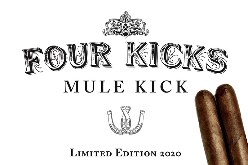 Crowned Heads Announces Four Kicks Mule Kick LE 2020