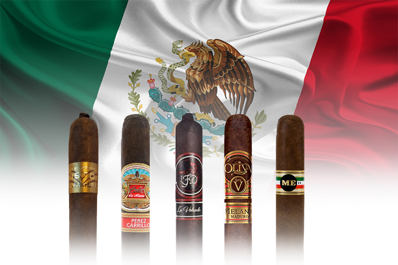Five Mexican San Andrés Wrapper Cigars to Smoke Right Now